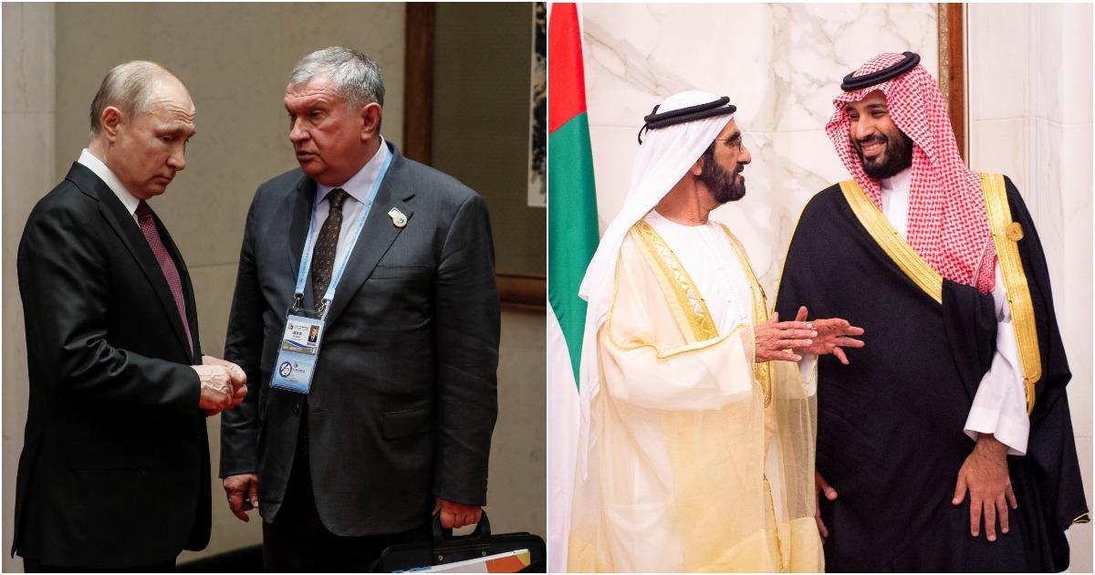 Фото Капитуляция и полный разгром. Почему рушится рынок нефти и что грозит РФ