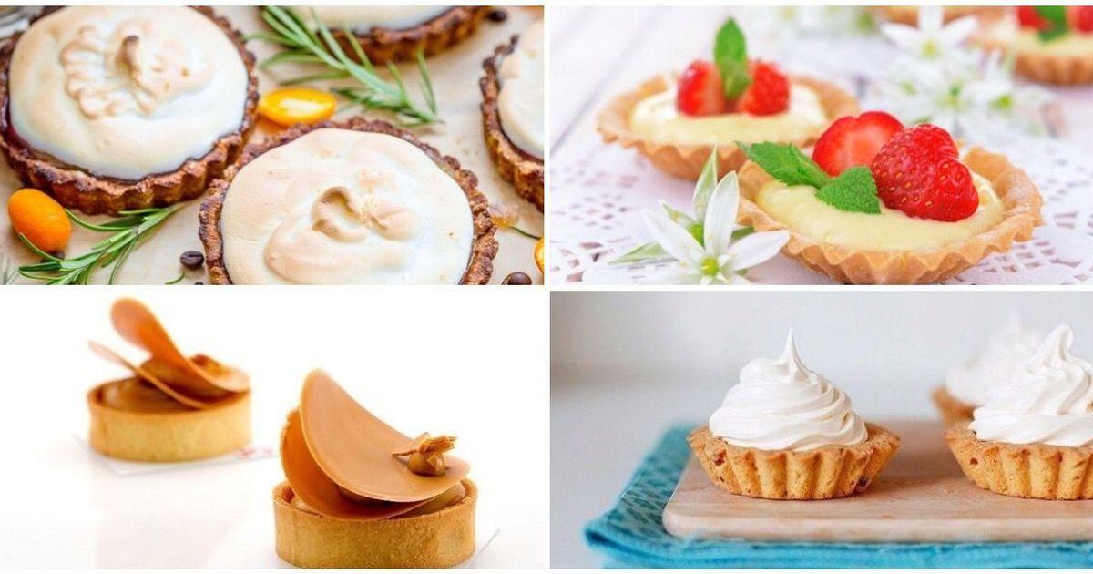 Тарталетки с начинкой- простые и самые вкусные рецепты начинок