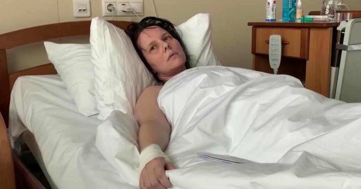 Фото Чудом жива: женщина попала в реанимацию после родов из-за коронавируса