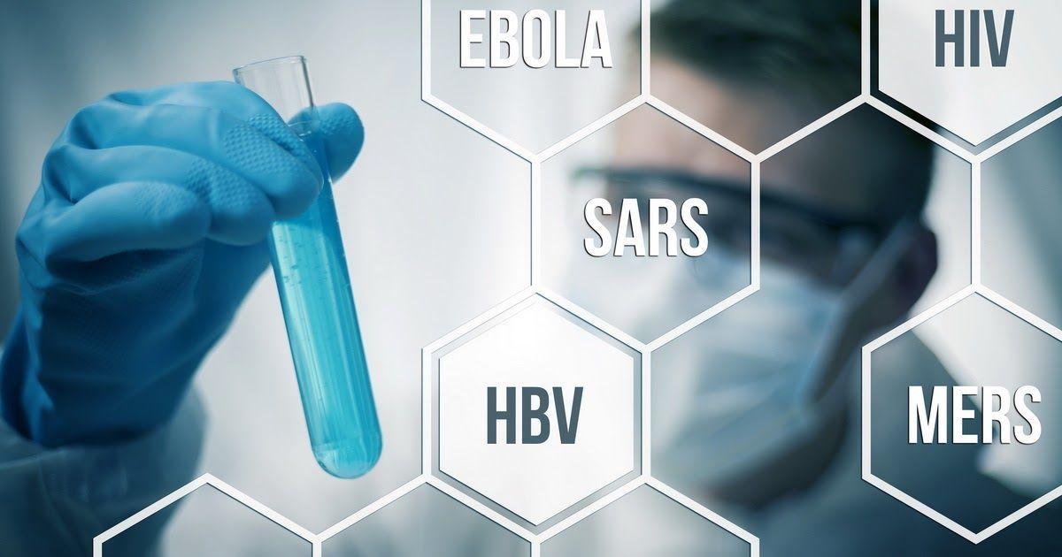 Фото Эпидемии 21 века в России и мире: список, сравнение и статистика смертности