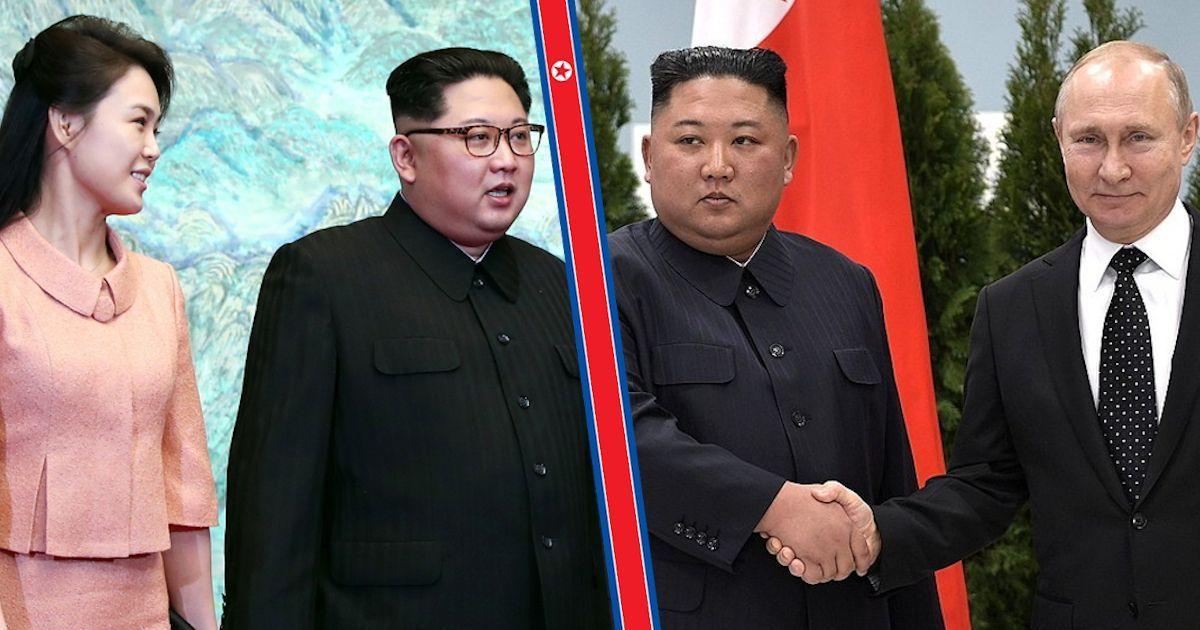 Фото Ким Чен Ын: жизнь, семья и тайны вождя Северной Кореи