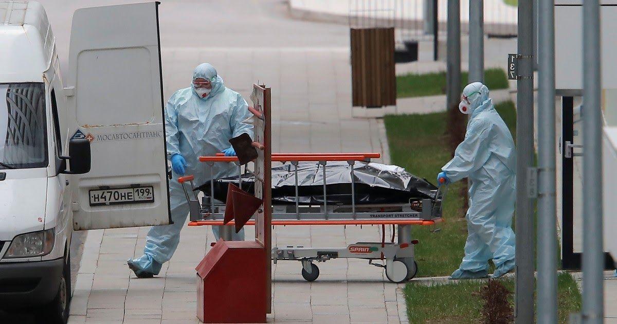 Фото Пиковый показатель. За сутки в Москве не стало 67 человек с COVID-19