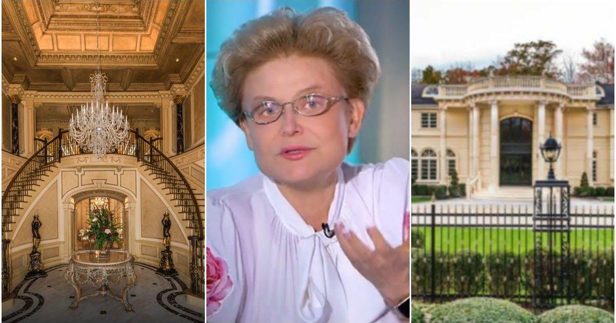 Фото Особняк в США: у Малышевой нашли элитную недвижимость на миллионы долларов