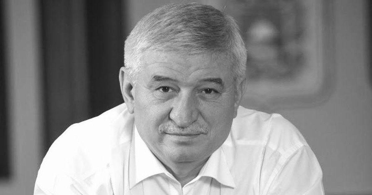 Фото Скончался мэр Ставрополя Андрей Джатдоев