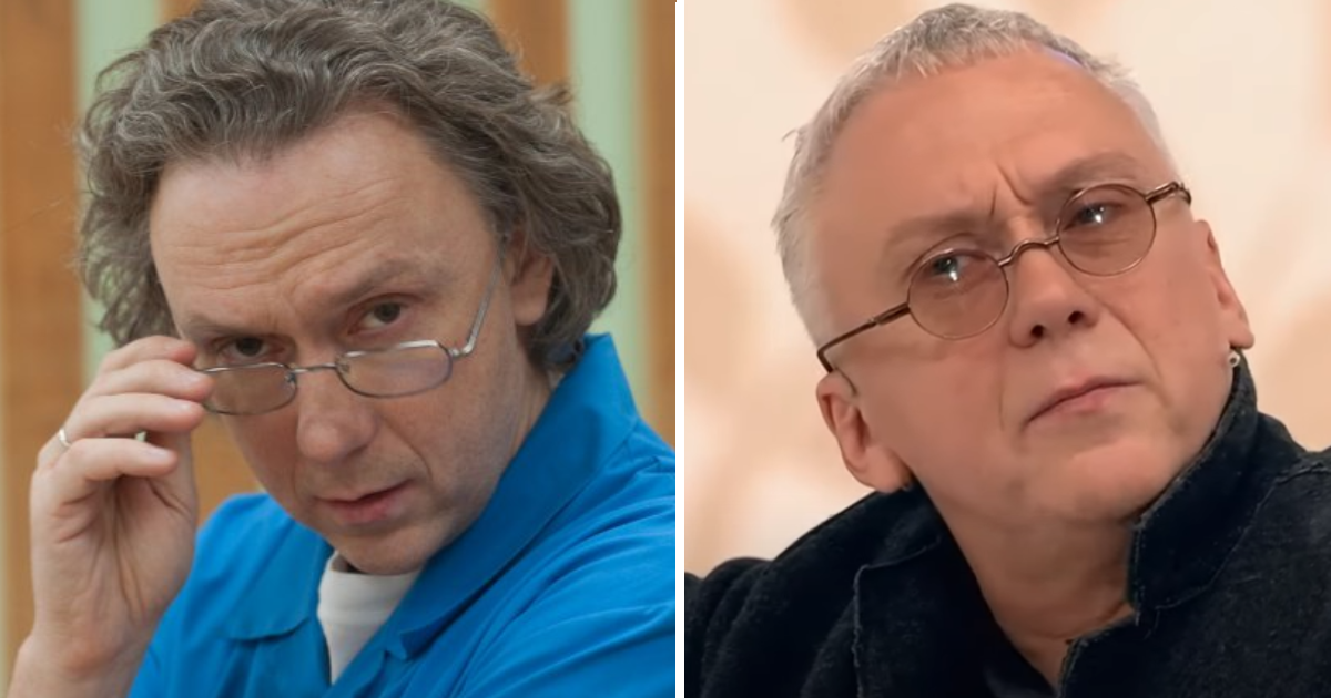 Фото Звезда «Интернов» Вадим Демчог рассказал, как встретил отца спустя 40 лет