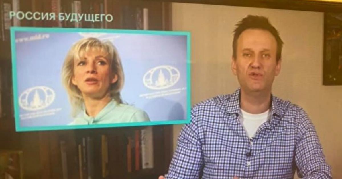 Фото Дебаты года: Навальный и Захарова схлестнутся в прямом эфире