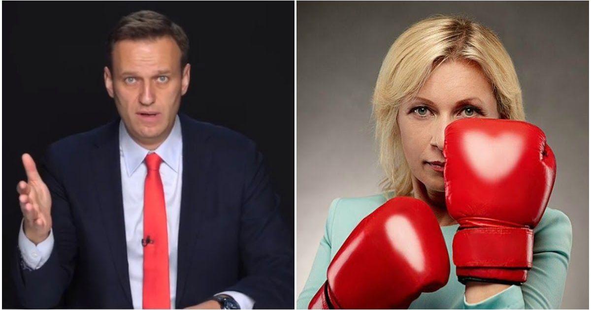 Фото Дебаты отменили: Захарова и Навальный «дали заднюю» в последний момент