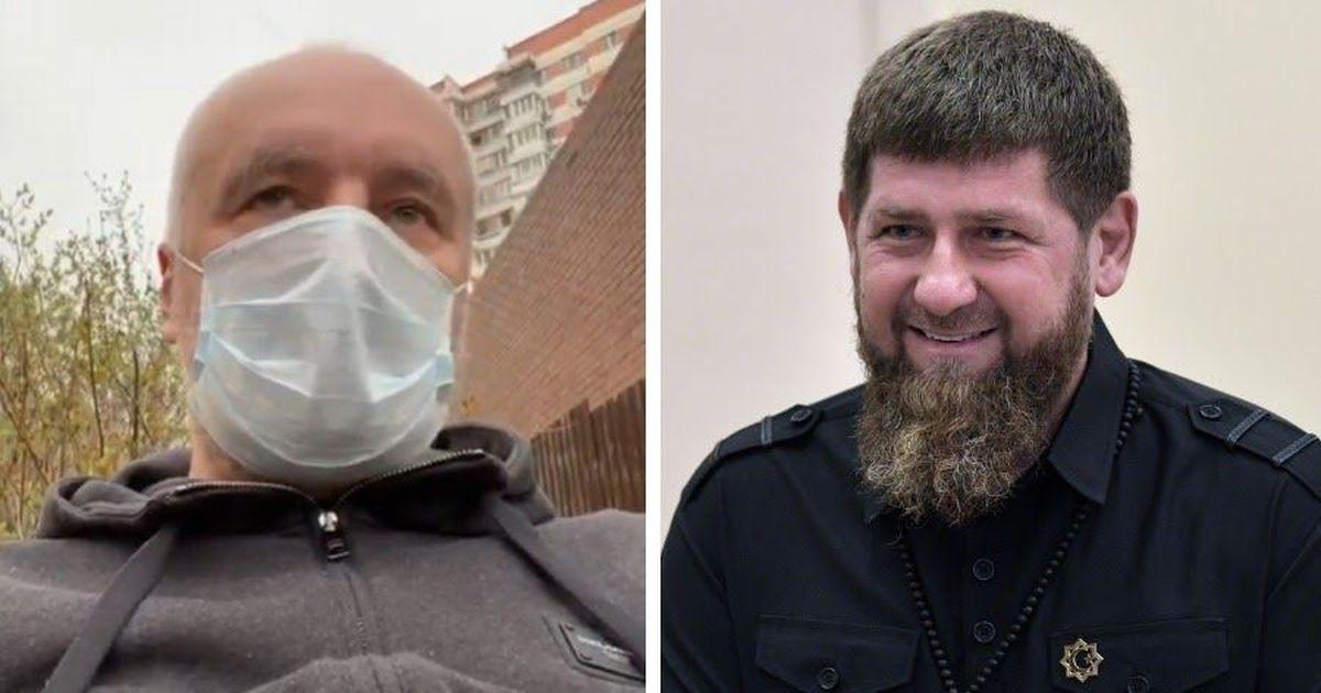 Фото Кадырова попросили уволить тренера «Ахмата» за критику «ноющих» россиян