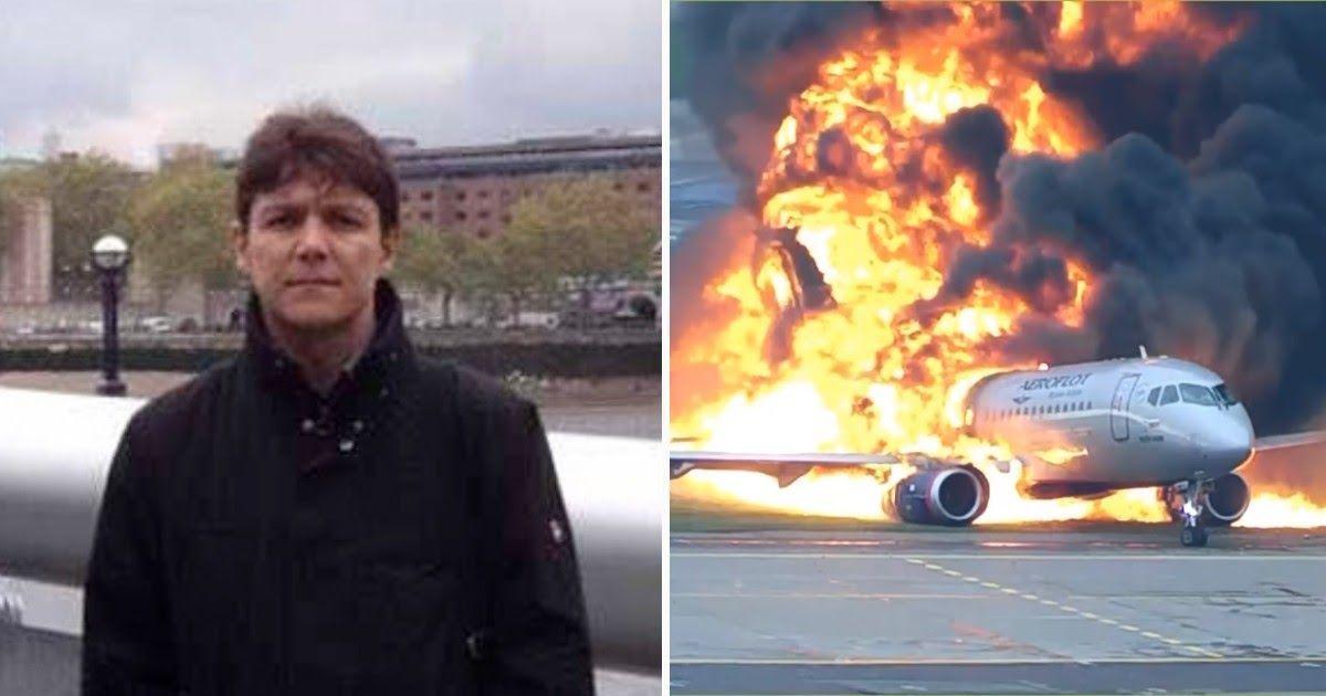 Фото Выживший пилот «Суперджета» раскрыл причины катастрофы в Шереметьево