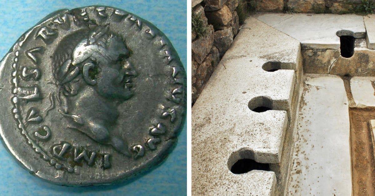 Фото Деньги не пахнут: в чем смысл фразы и сказал ли это римский император Веспасиан