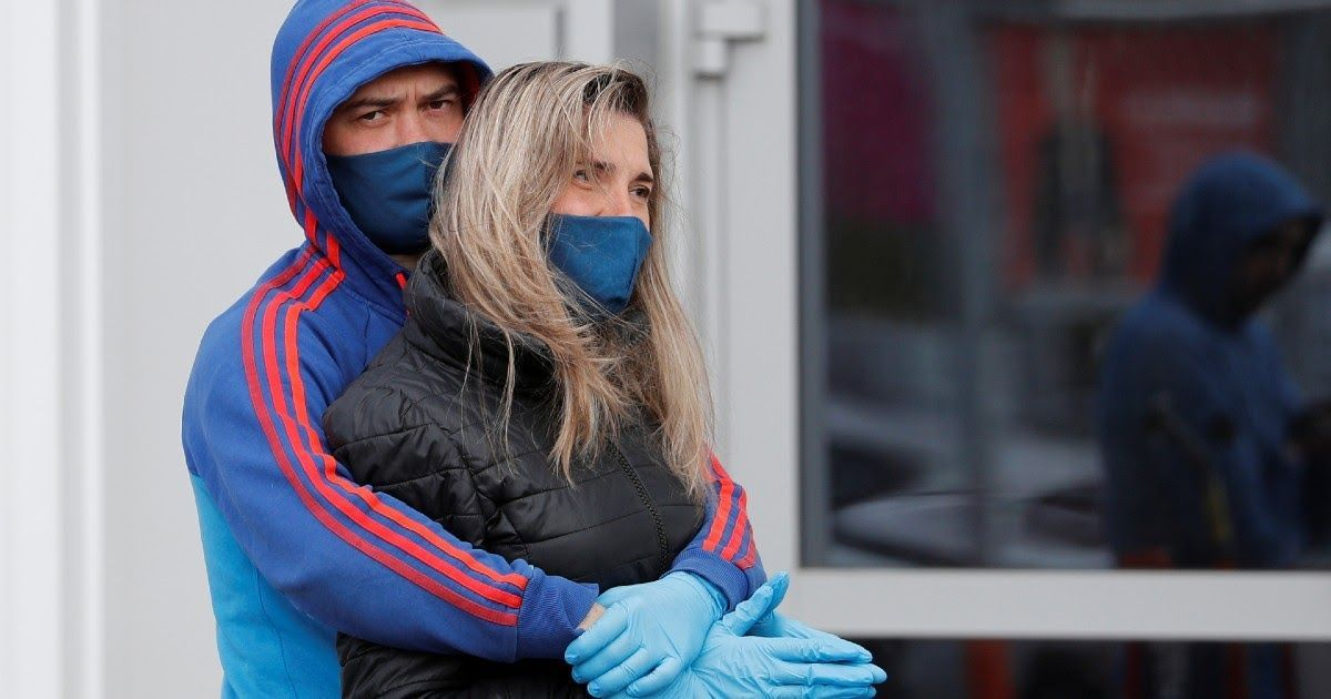 Фото Масочный режим надвигается. Как в России вводят новое ограничение