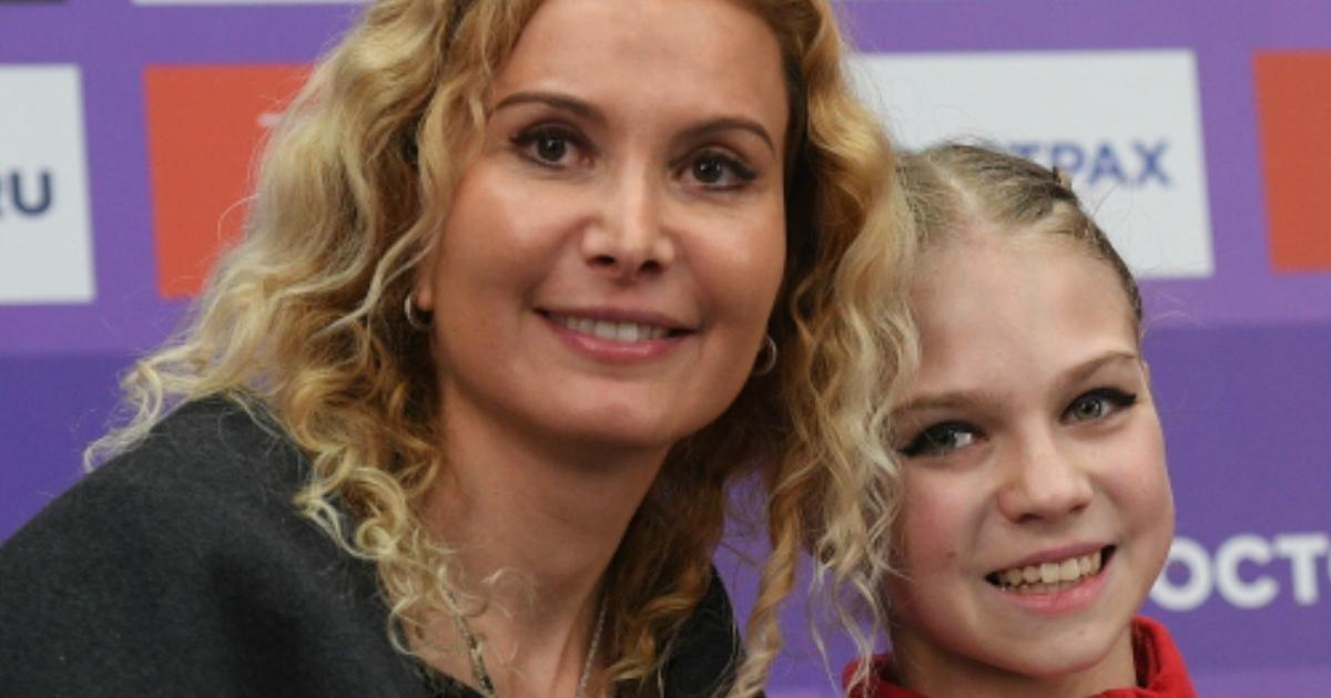 Фото Тутберидзе высказалась об уходе Трусовой к Плющенко