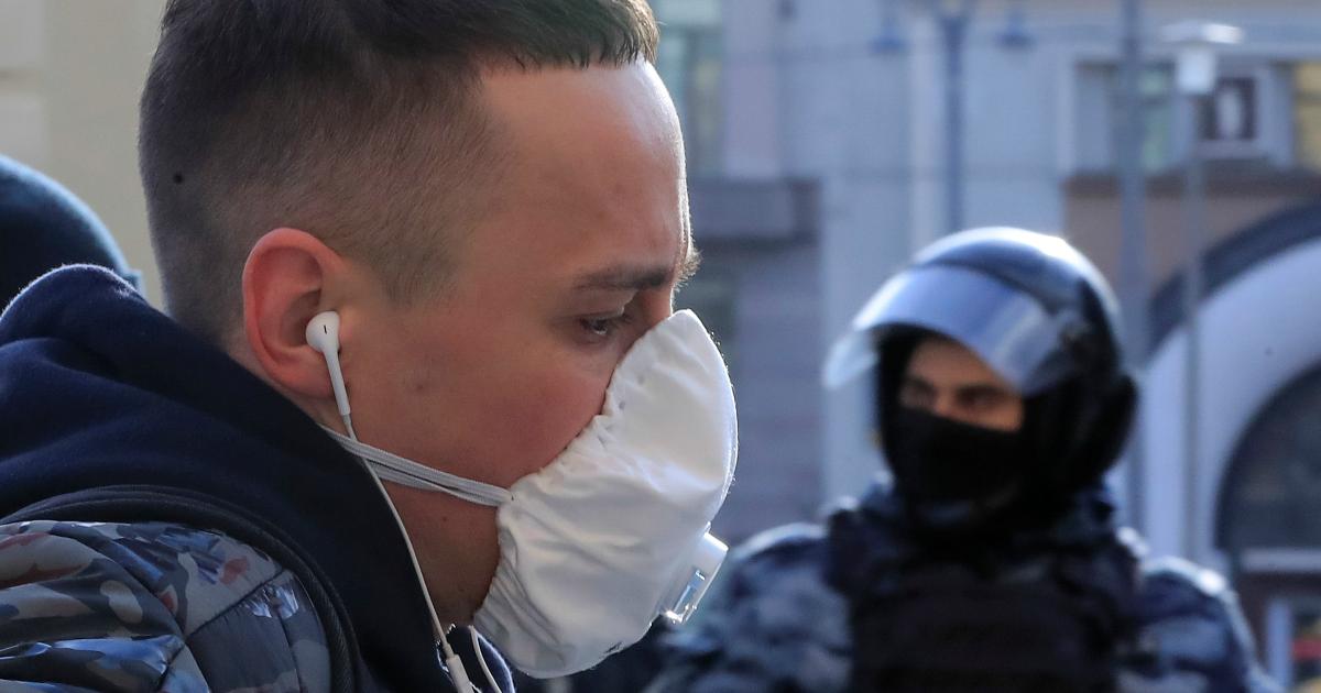 Фото Власти ужесточают меры: данные о пандемии к вечеру 7 мая