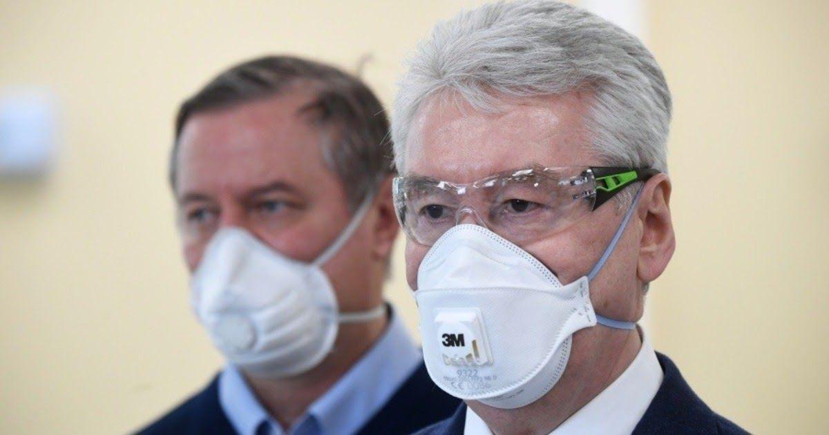 Фото «Маска Собянина» и другие: что нужно знать о масках нормальному человеку