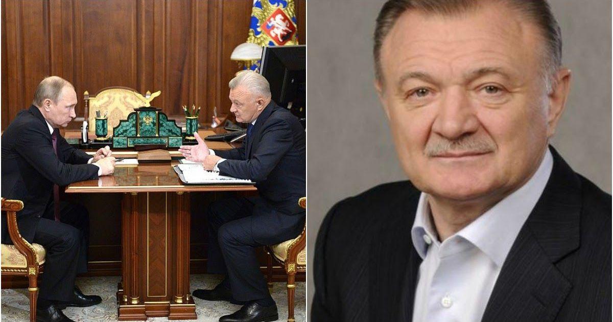Фото Умер сенатор и экс-губернатор Рязанской области Олег Ковалев