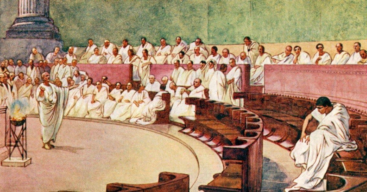 Фото Разделяй и властвуй - правило римского сената? Смысл выражения и его история