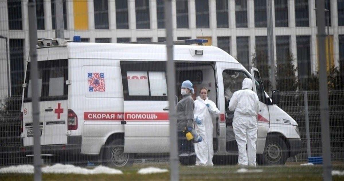 Фото Россия вышла на третье место по числу заболевших COVID-19 в мире