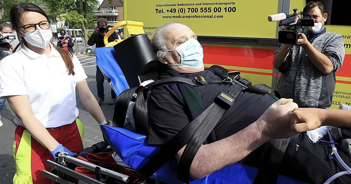 Фото ВОЗ: большинство пациентов с COVID-19 тяжело переносят болезнь