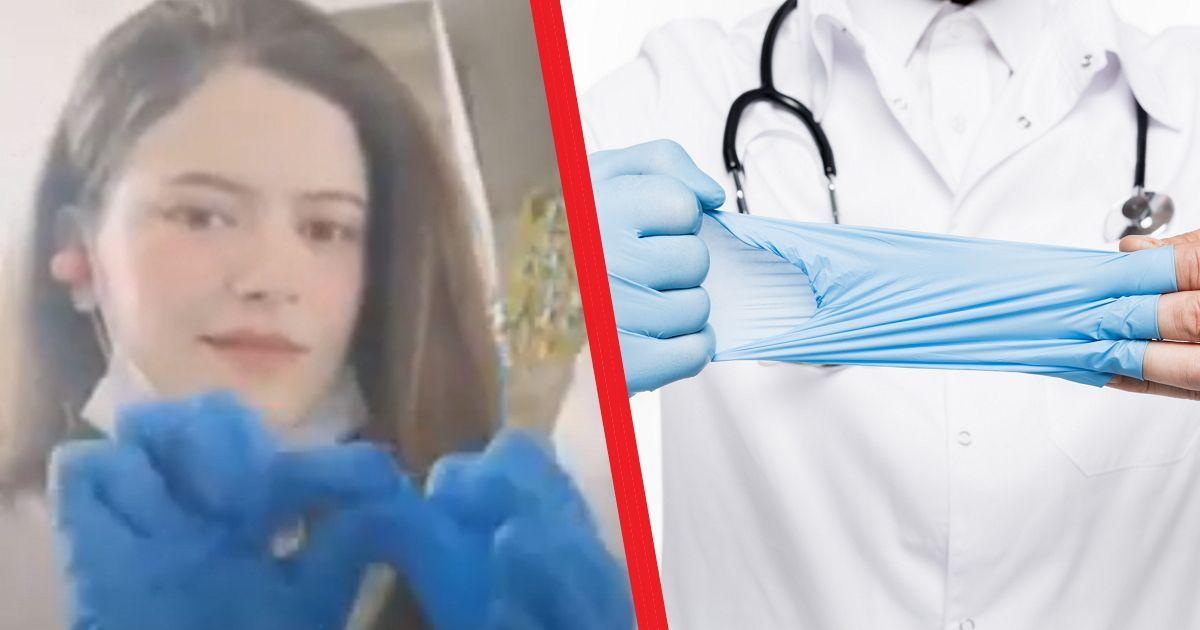 Фото Как правильно носить и снимать медицинские перчатки для защиты от коронавируса
