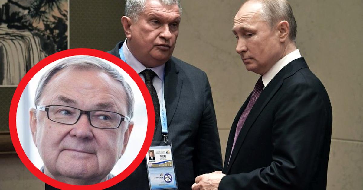 Фото «Россию просто поймать на жульничестве». Крутихин - о Сечине и нефтяной войне