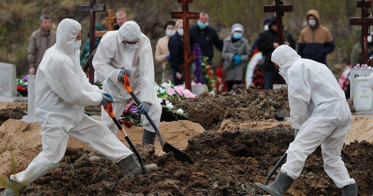 Фото Опровергая, подтвердили? Какова реальная смертность от COVID-19 в Москве