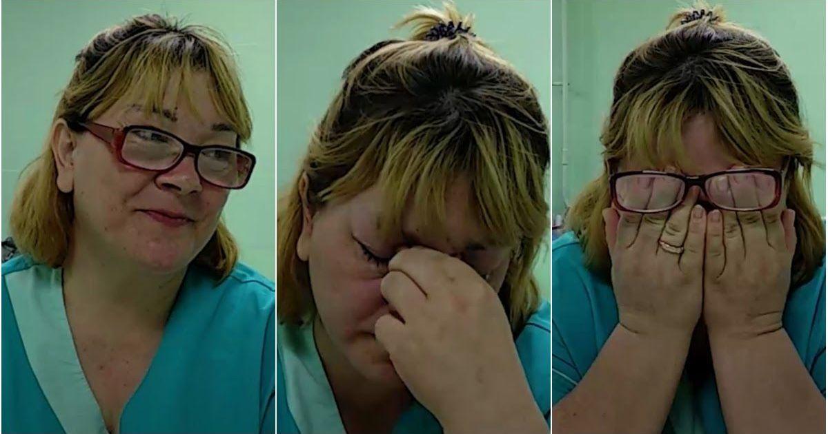 Фото «Домой очень хочу»: медсестра из Кемерово две недели не выходила из больницы
