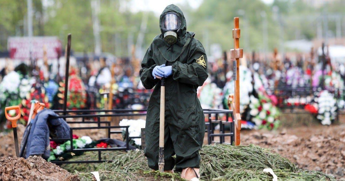 Фото Снова пик по летальным исходам. Данные о коронавирусе в Москве на 18 мая