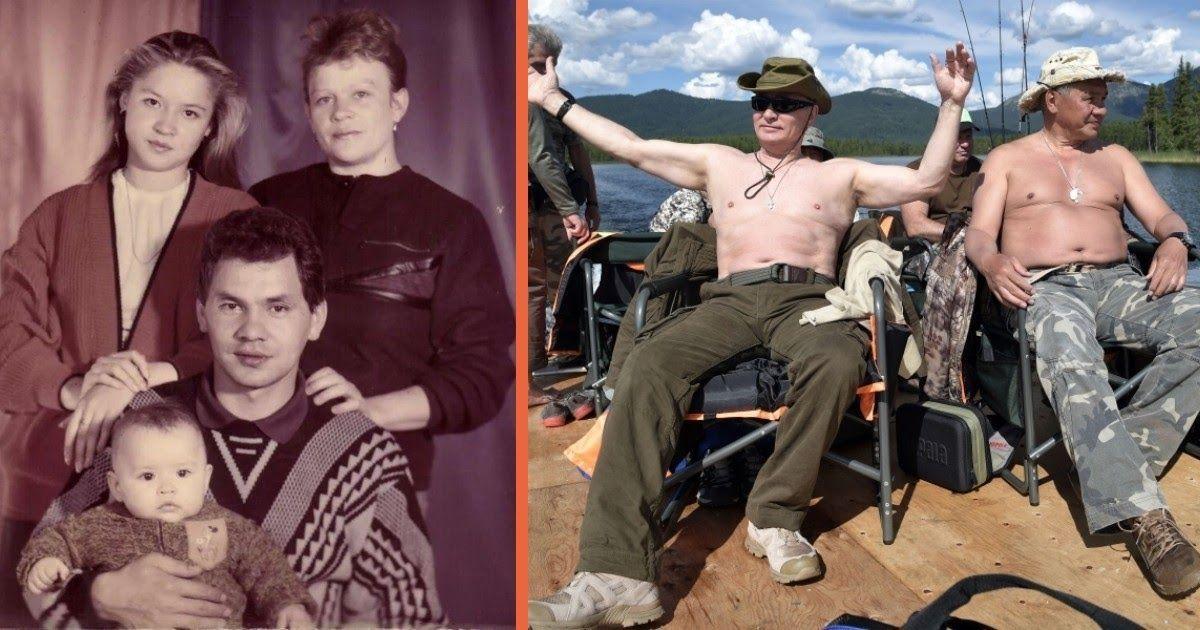 Фото Сергей Шойгу: биография, национальность, фото семьи и дружба с Путиным