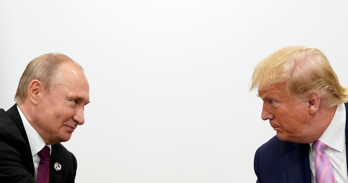 Фото Трамп заявил о выходе из Договора по открытому небу с Россией