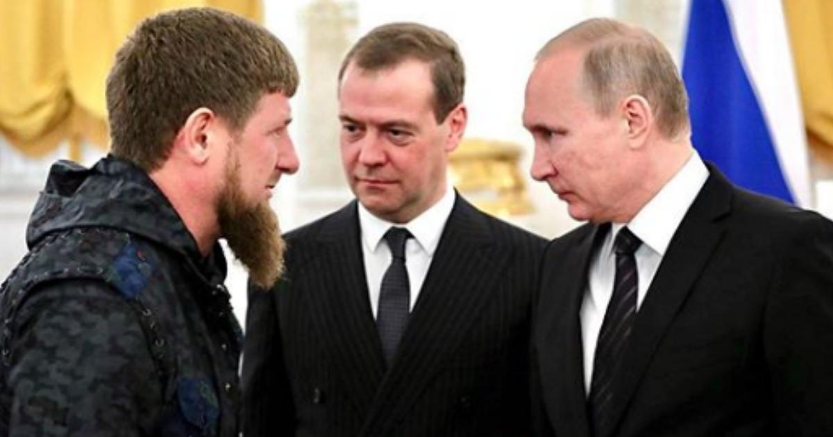Фото Врачи проговорились о состоянии Кадырова, госпитализированного в Москву