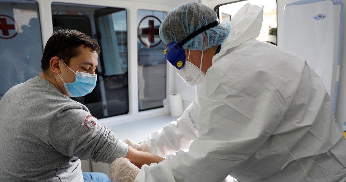 Фото Новый рекорд по смертям. Данные об эпидемии в РФ на утро 22 мая
