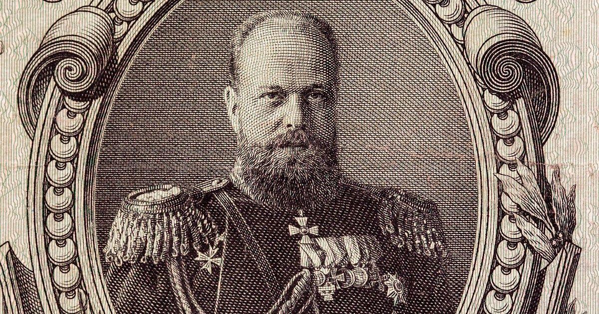 Фото Император Александр III: биография, годы правления, направление политики