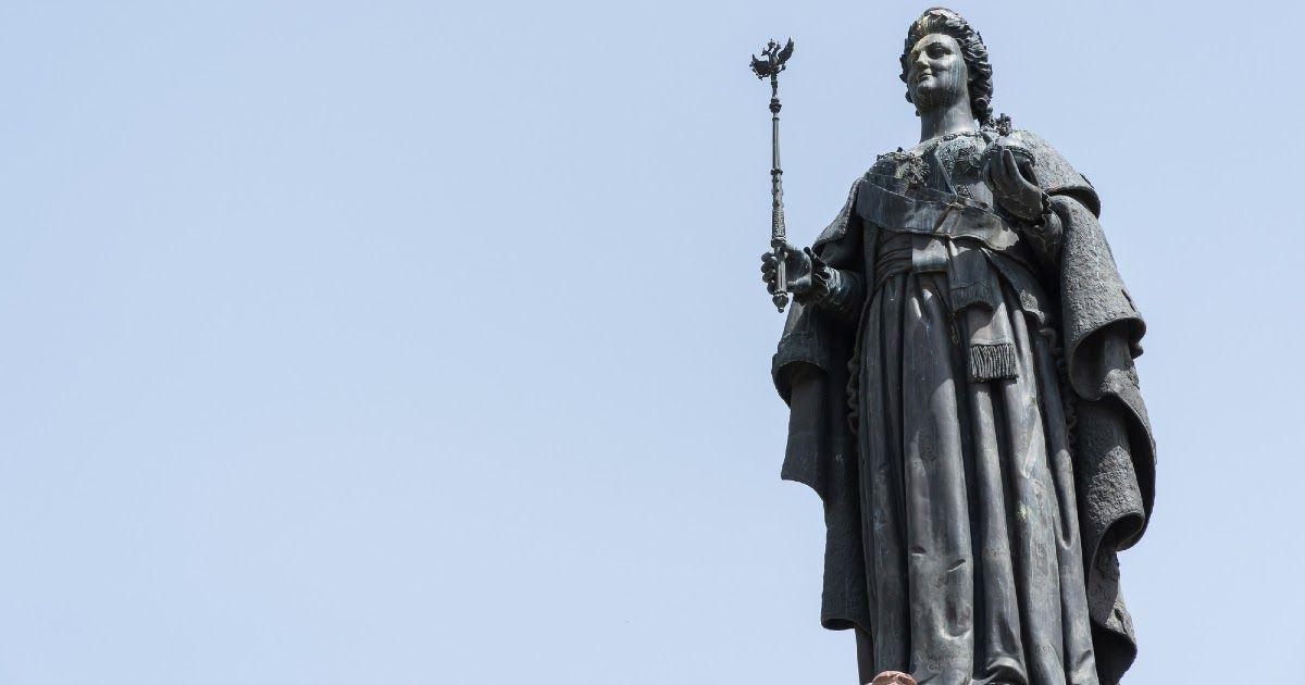 Фото Императрица Екатерина II: биография, годы правления, дворцовый переворот