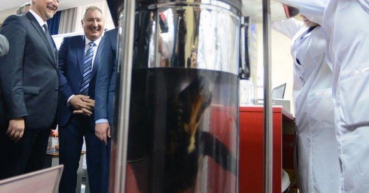 Фото Рогозин заявил, что России необходима новая орбитальная станция