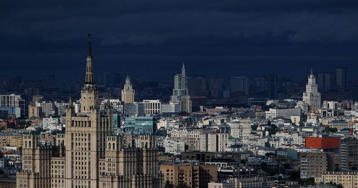 Фото В Москве почти миллион человек не работают из-за ограничительных мер