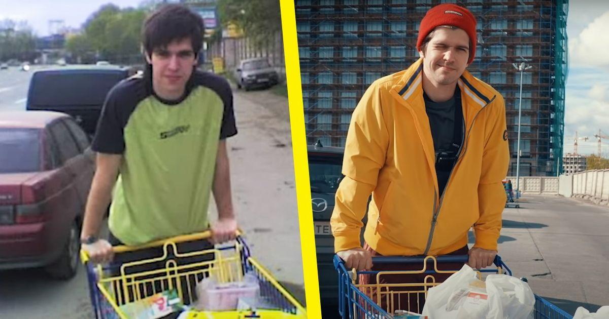 Фото Взяв чек 2007-го, блогер пошел в магазин, купил то же самое и удивился
