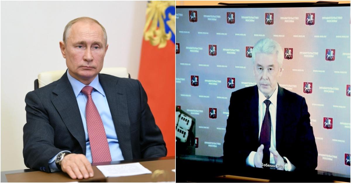 Фото Прогулки по-собянински. Как понимать смягчение режима в Москве