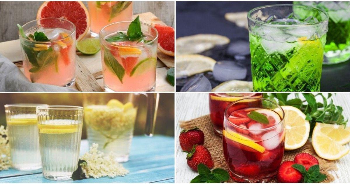 Фото 7 освежающих напитков в домашних условиях