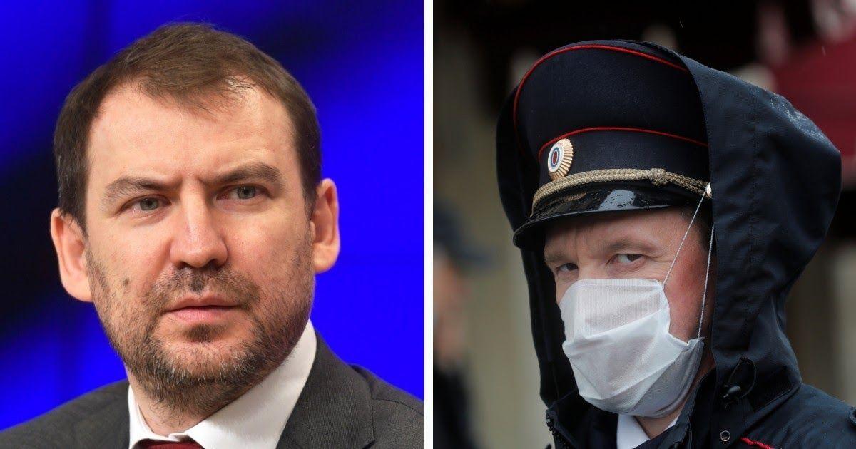 Фото Расценки прежние. Главконтроль Москвы - о штрафах за прогулки без масок