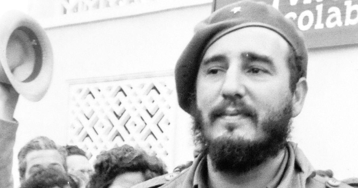 Фото Фидель Кастро: биография, политическая карьера, революция, правление на Кубе