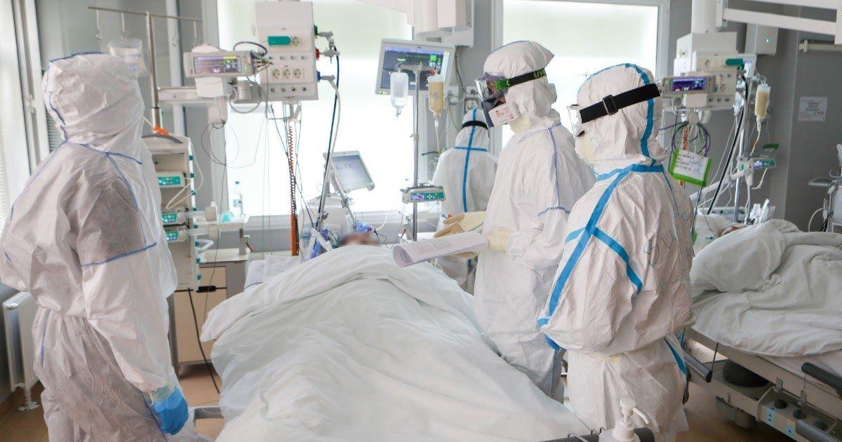 Фото Спад заболеваемости и много смepтей. Данные об эпидемии в России за сутки
