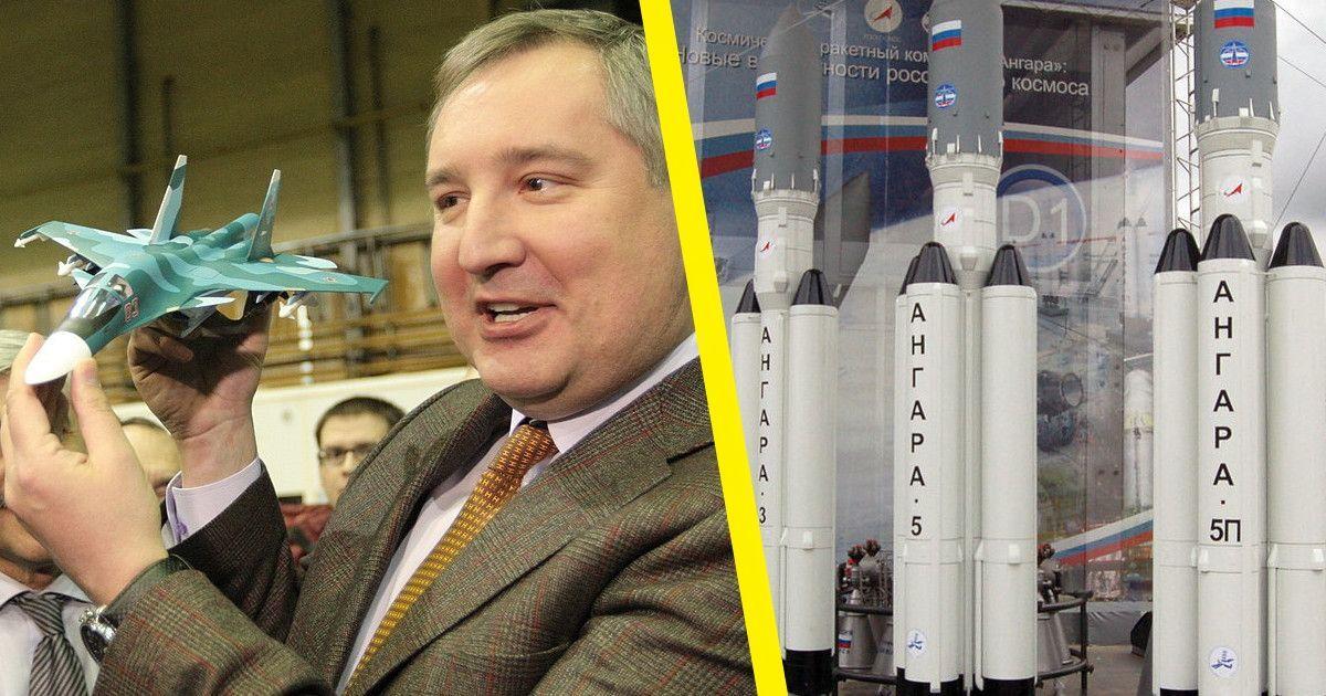 Фото Зарплата Рогозина возмутительна. Экс-инженер - о проблемах «Роскосмоса»