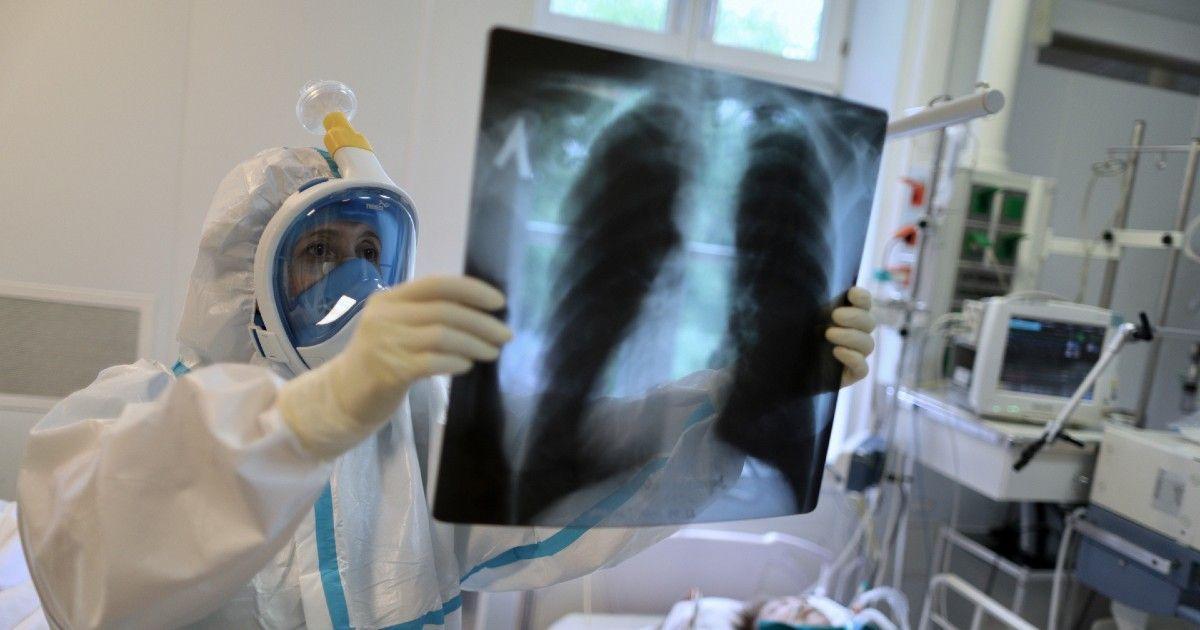 Фото Снова вверх: данные об эпидемии в России на утро 4 июня