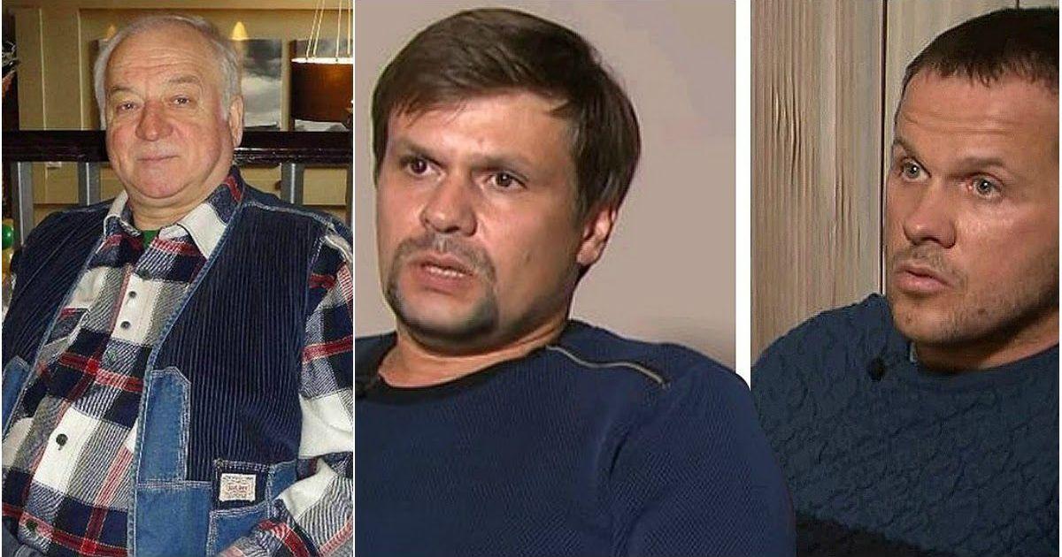 Фото СМИ нашли Сергея Скрипаля и его дочь Юлию