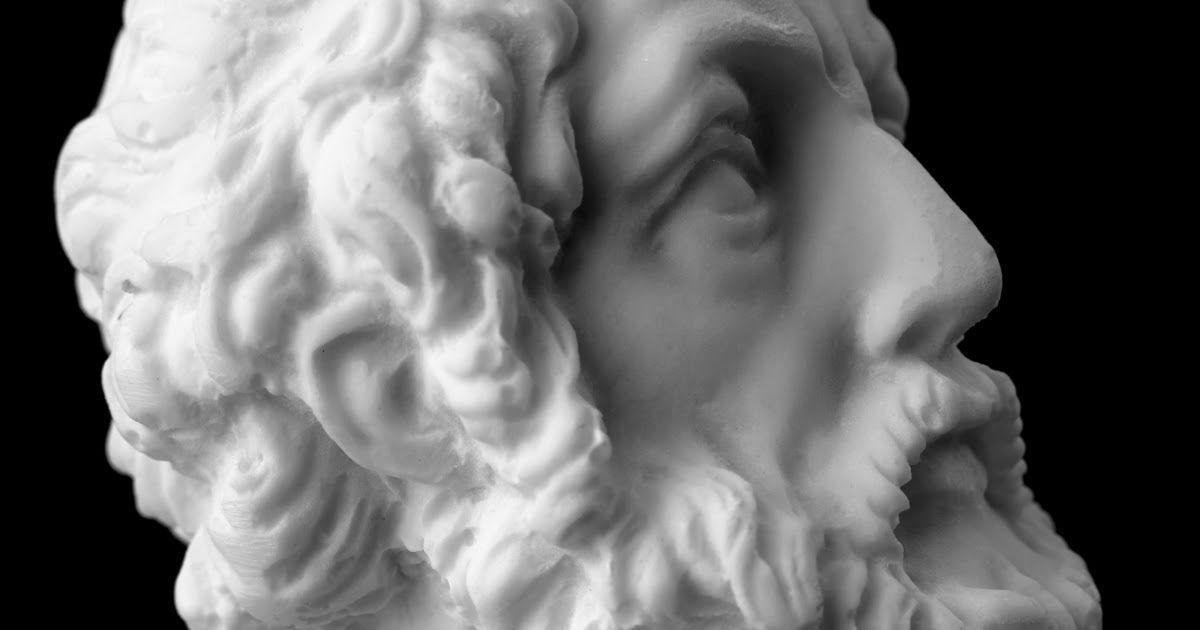 Фото Поэт Гомер: биография и творчество. Поэмы Гомера «Илиада» и «Одиссея»