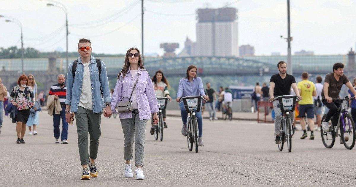 Фото В Москве отменяют режим самоизоляции, пропусков и прогулок по графику