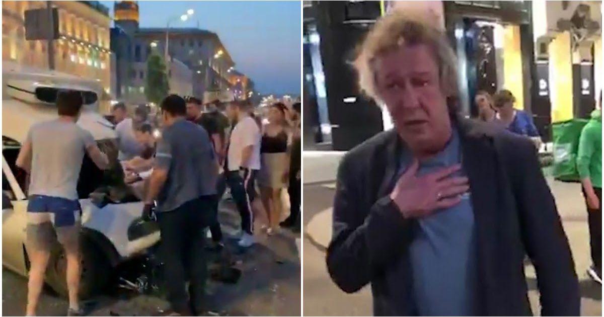 Фото «58-летний работяга»: кого отправил в реанимацию пьяный Ефремов