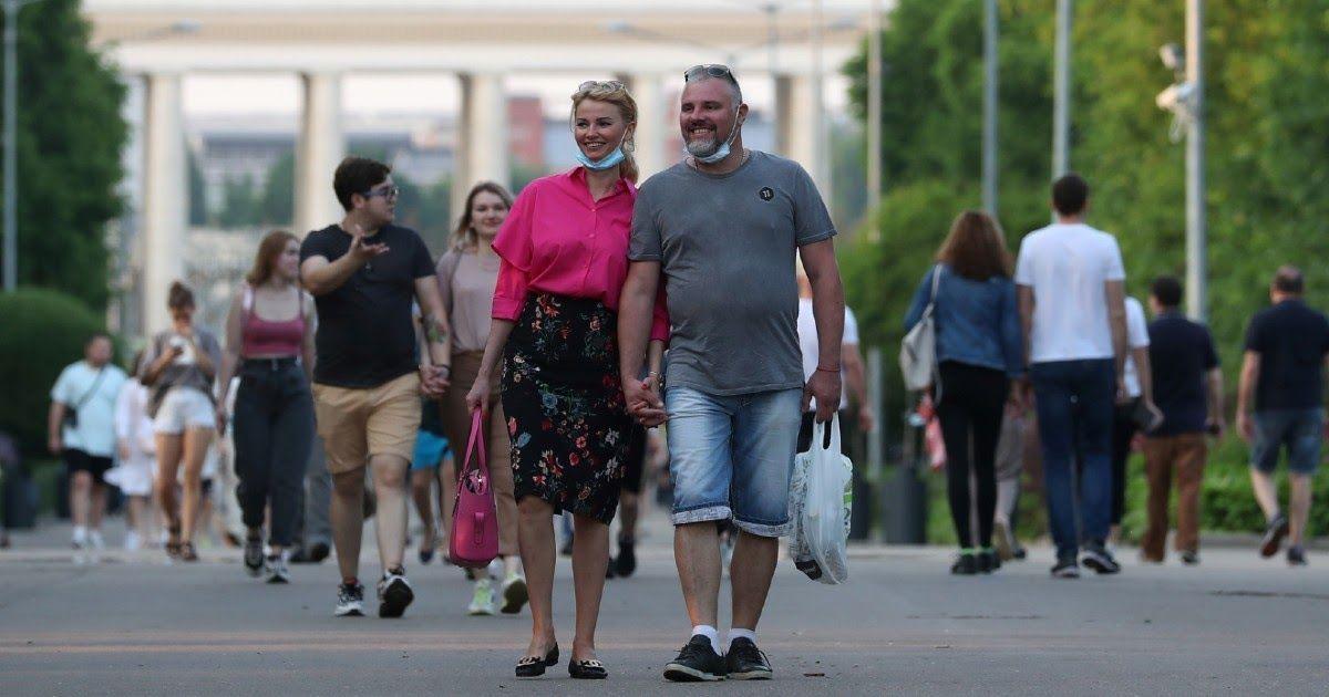 Фото Число жертв перевалило за 3000. Эпидемия в Москве, снявшей режим изоляции