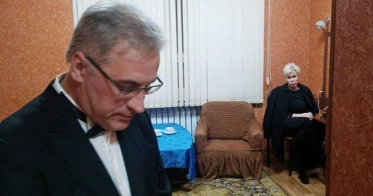 Фото Норкин ответил на обвинения в измене после похорон жены