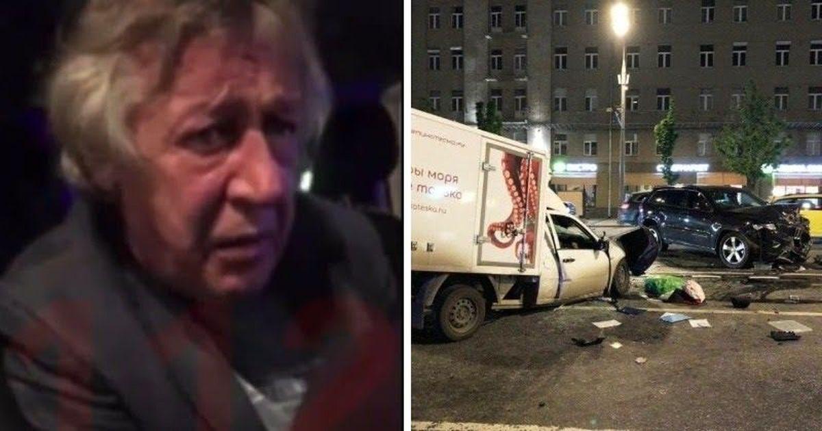 Фото Был в трауре. Адвокат объяснил, почему Ефремов напился в день ДТП